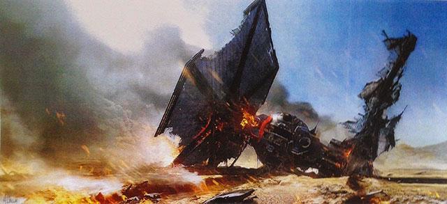 Artworks Star Wars Episode VII : image 7