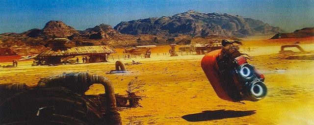 Artworks Star Wars Episode VII : image 9