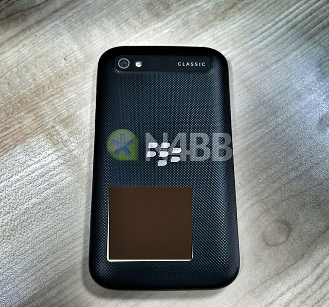 BlackBerry Classic : photo 3