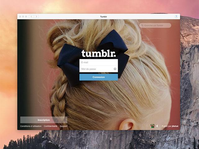 Client Tumblr : image 1