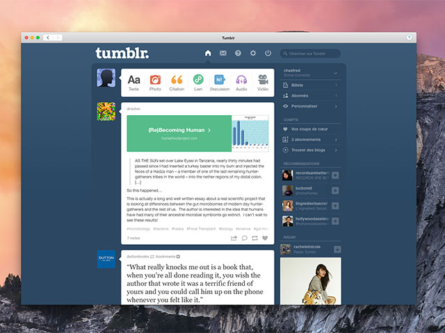 Client Tumblr : image 2