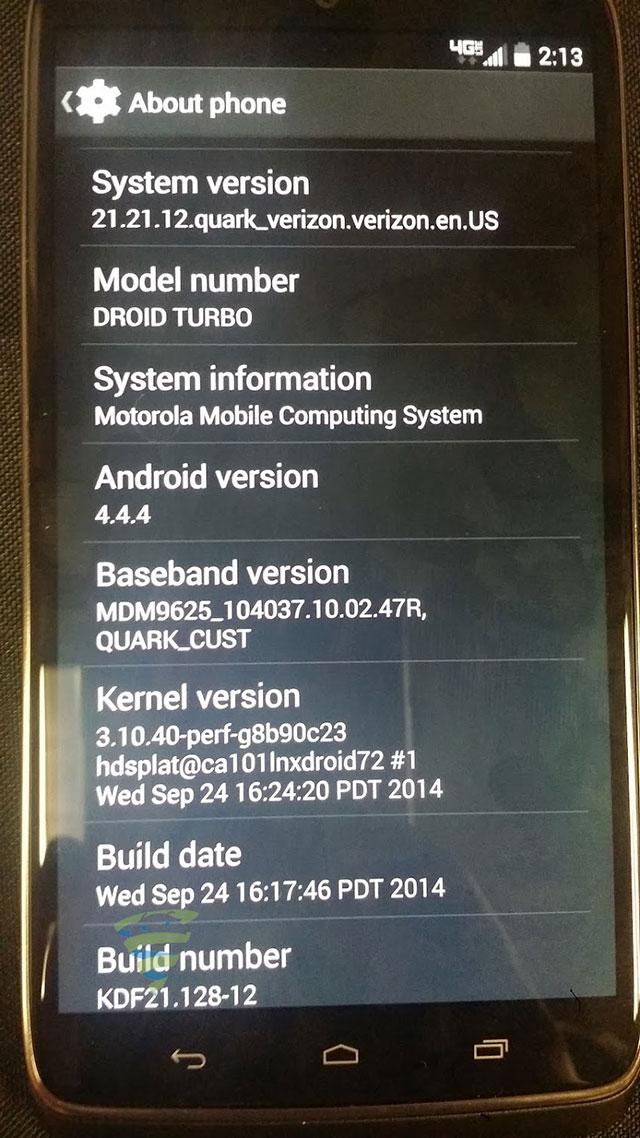Motorola Droid Turbo : photo 3