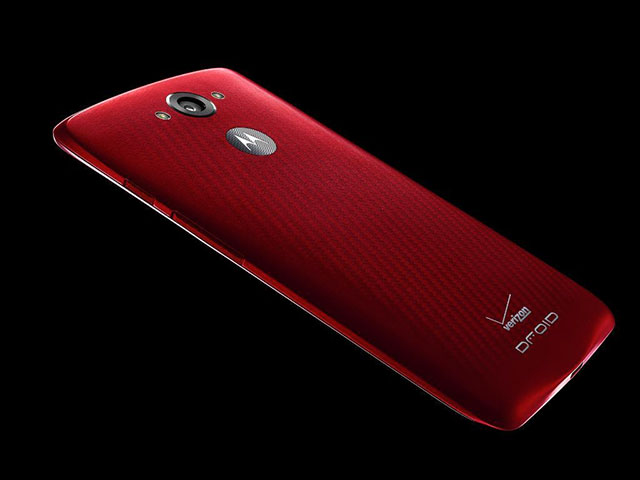 Motorola Droid Turbo rouge