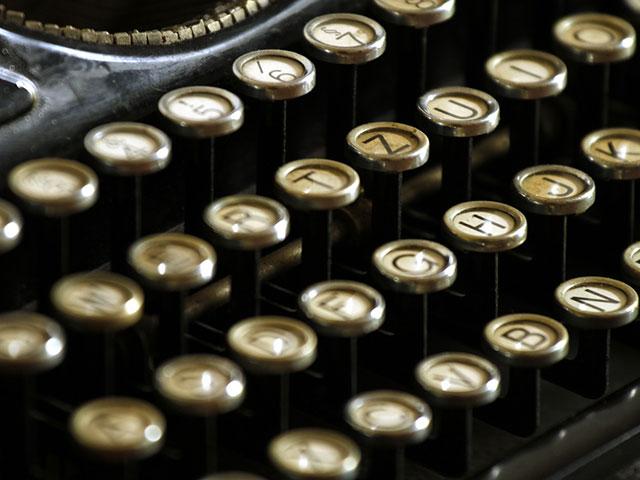 Ecrire avec un BlackBerry