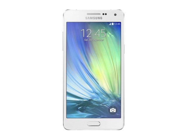 Samsung Galaxy A5 : rendu 1