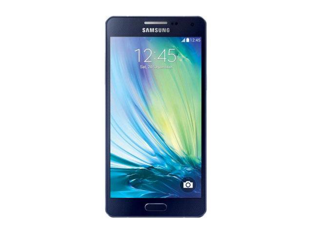 Samsung Galaxy A5 : rendu 2