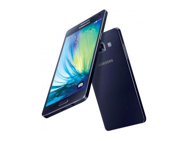 Samsung Galaxy A5 : rendu 5