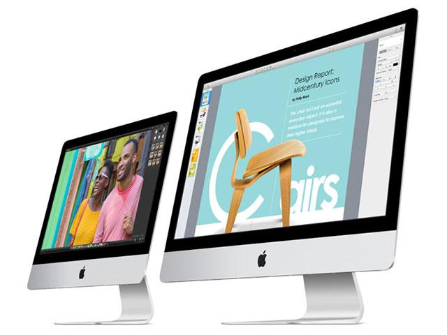 iMac Retina 21 pouces