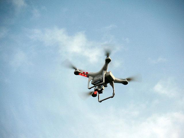 Infographie drones