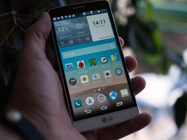 Test du LG G3s