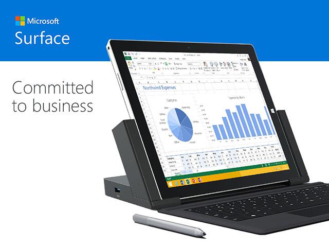 Microsoft et Surface