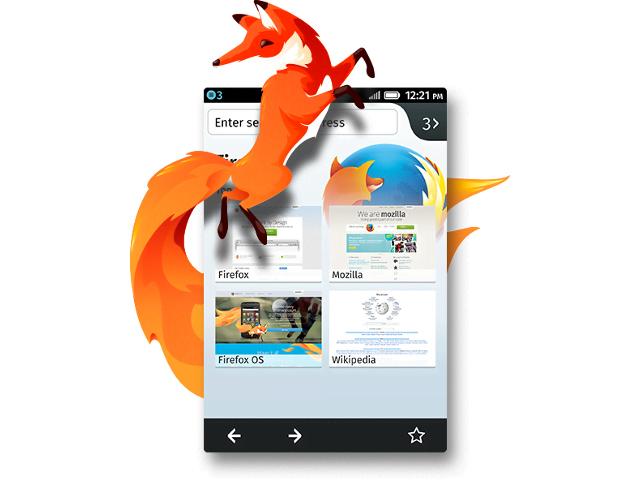 La navigation privée sur Firefox OS