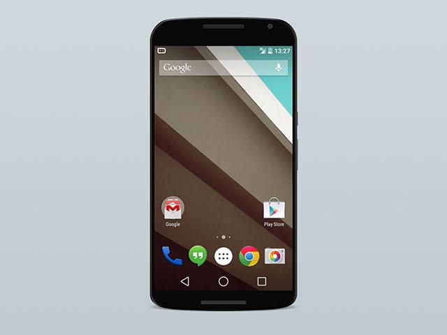 Rendu Nexus 6 3