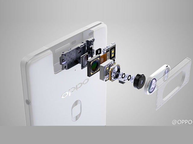 Oppo N3 Touch ID