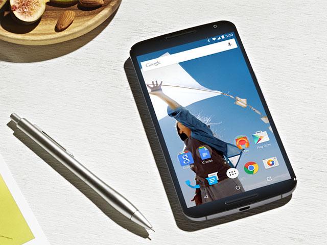 Pré-commandes Nexus 6
