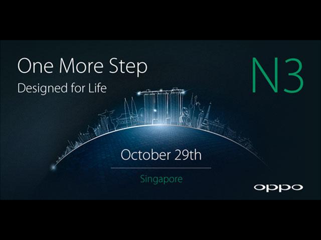 Présentation Oppo N3