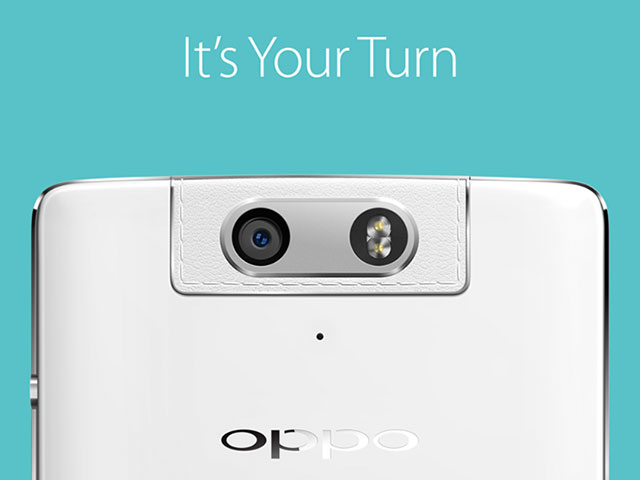 Vidéo Oppo N3