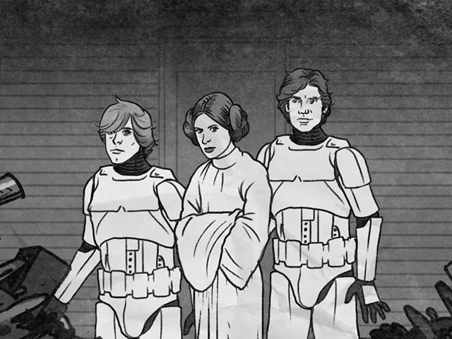 Résumé Star Wars
