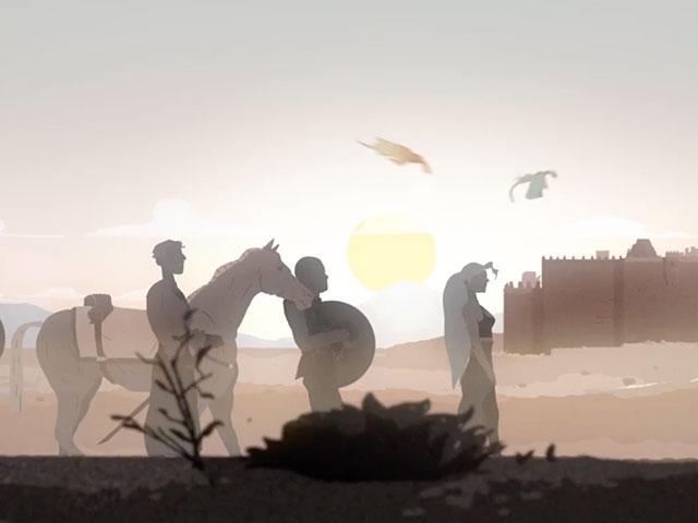 Animation saison 5 Game of Thrones