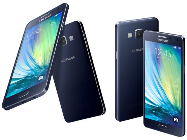 Les Samsung Galaxy A3 et A5