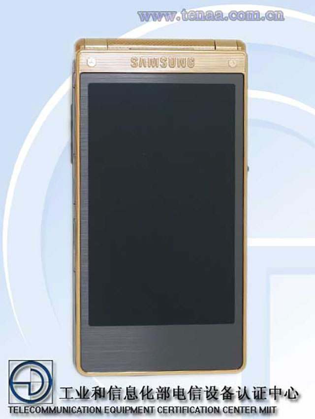 Photo Samsung Galaxy Golden 2 image 1