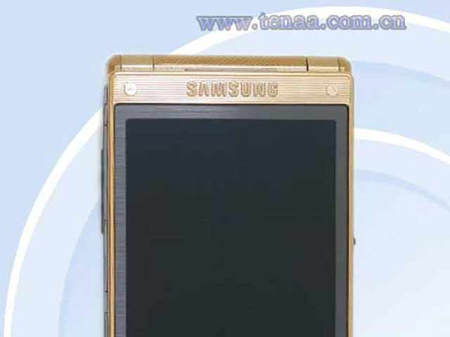 Photo Samsung Galaxy Golden 2
