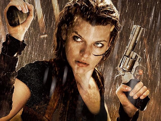 Série Resident Evil