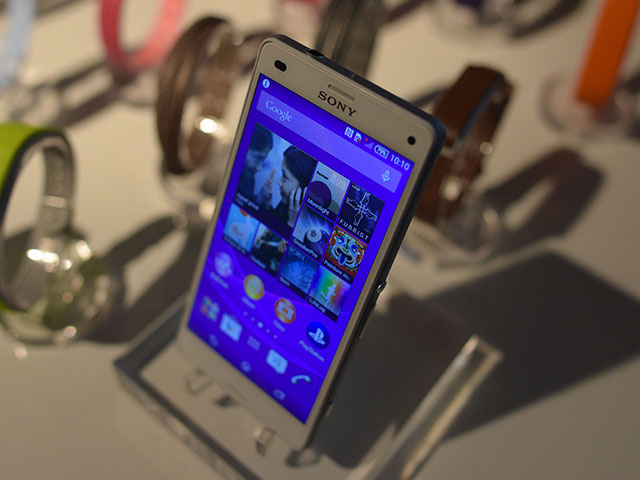 Sony Xperia Z3 Compact : photo 1