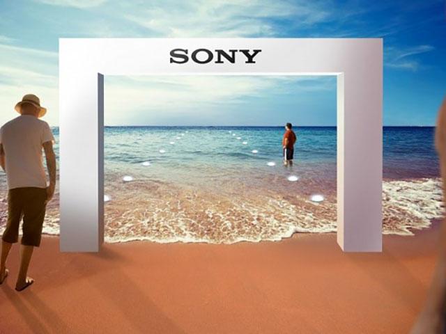 SonyStore aquatique