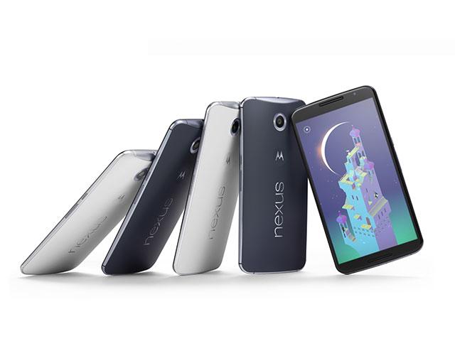 Taille Nexus 6