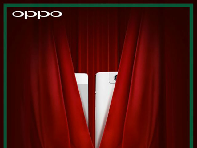 Teaser Oppo double device