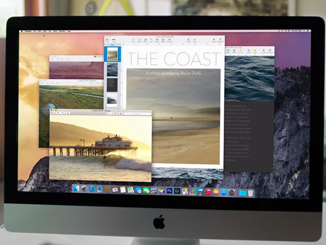 Vidéo iMac Retina