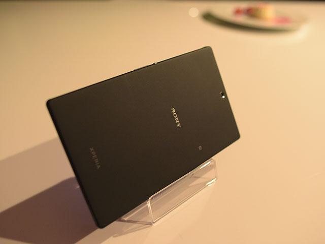 Sony Xperia Z3 Tablet : photo 2