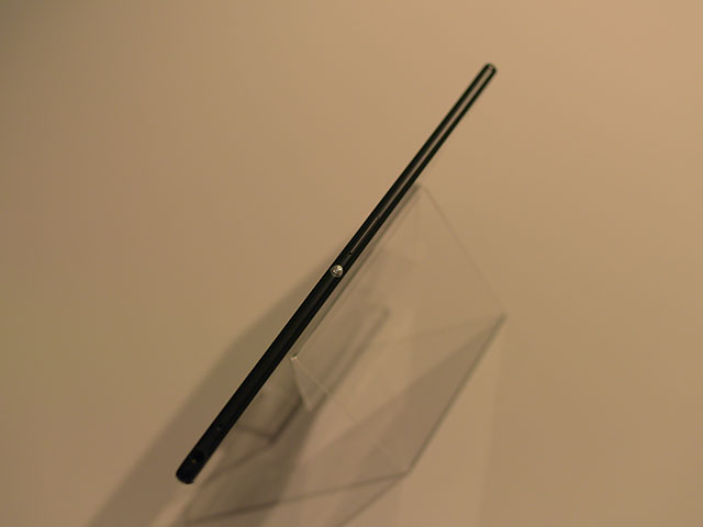 Sony Xperia Z3 Tablet : photo 3