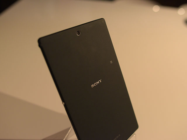 Sony Xperia Z3 Tablet : photo 4