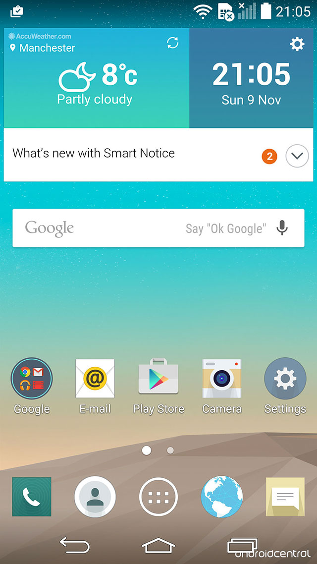 Android 5.0 LG G3 : image 1