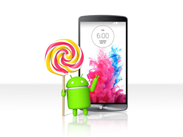 Android 5.0 LG G3