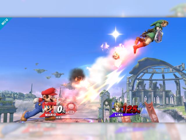 Bannissement dans Super Smash Bros.