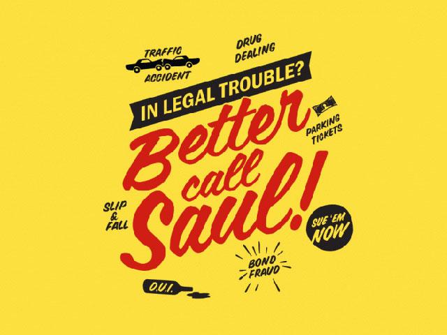 Vidéo Better Call Saul
