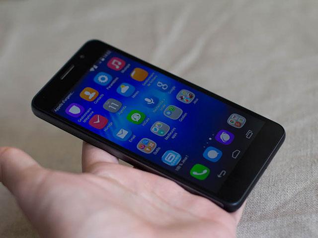 Huawei Honor 6 : photo 4