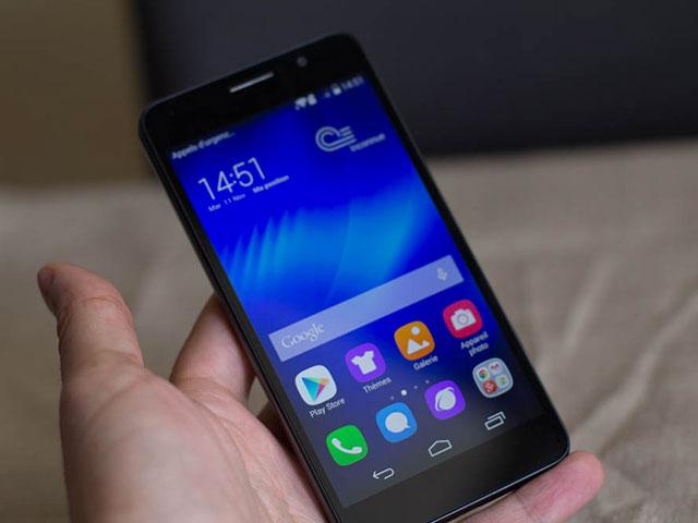 Huawei Honor 6 : photo 5