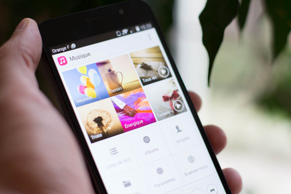 Huawei Honor 6 : photo 8