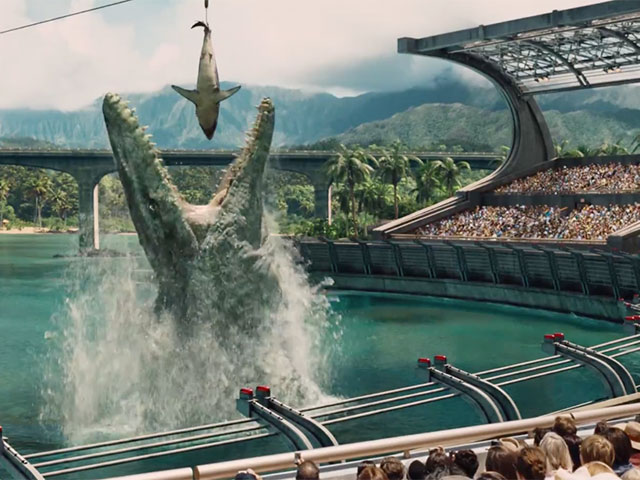 Bande annonce Jurassic World