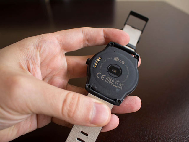 LG G Watch R : photo 6
