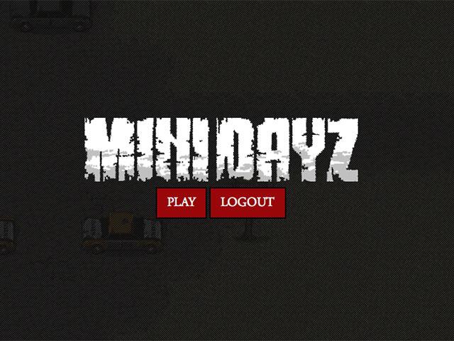 MiniDayZ : Dayz dans ton navigateur, en vue de dessus