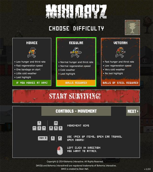 MiniDayZ : image 2