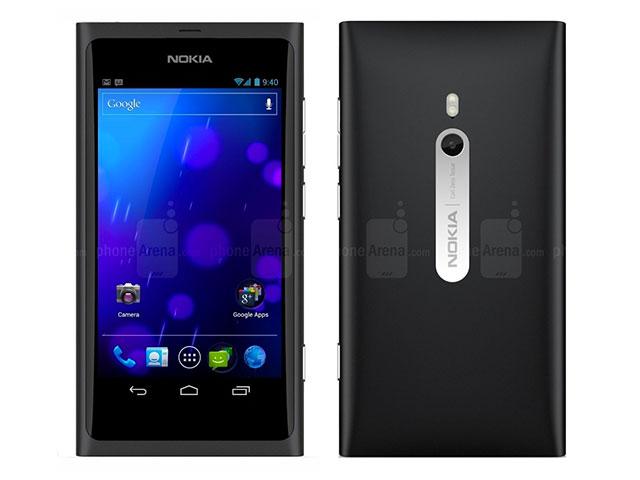 Nokia Lumia Android : concept 1