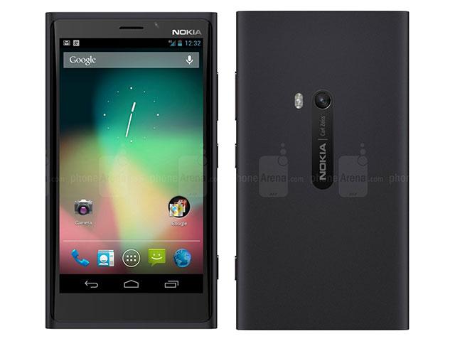 Nokia Lumia Android : concept 2