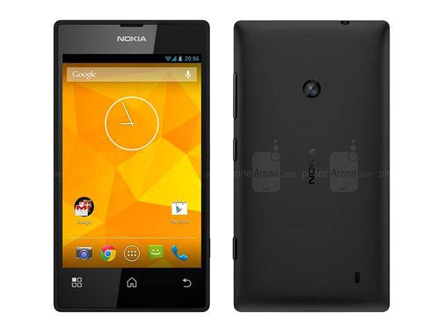 Nokia Lumia Android : concept 3