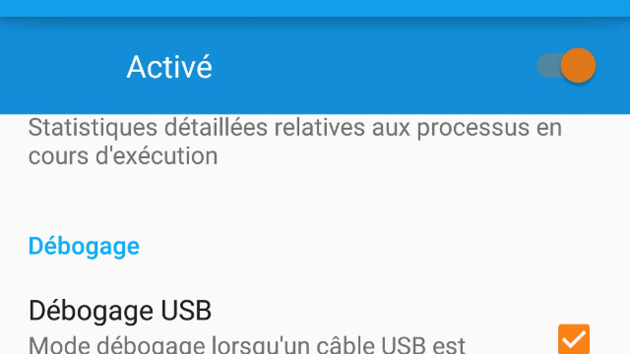 Android et le mode développeur : comment utiliser ADB